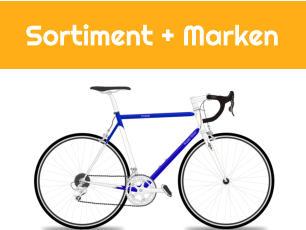 Sortiment und Marken